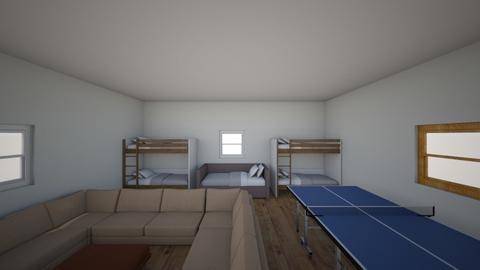 541 bufflehead bunk room - by morocks1