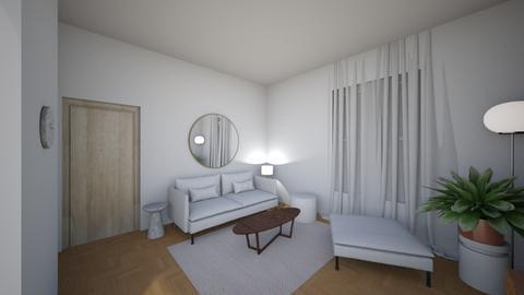 Living room rug small2 8 - Living room  - by MarikaMV