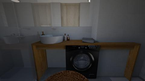 sdedexaksjaks - Bathroom  - by mila3119