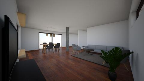 victor109 - Living room - by victor_clk