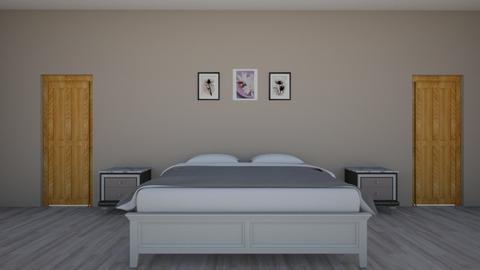 dream bedroom  - Modern - Bedroom - by ayvawarguez