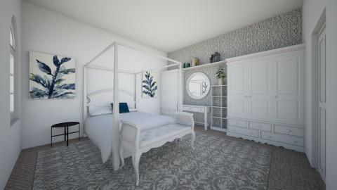 clean basement room - Bedroom  - by chloebear