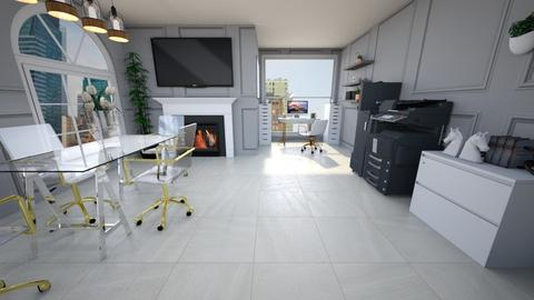 arh studio rend 5 - Modern - Office  - by Ana Malajmare