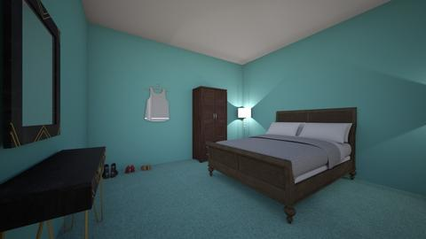 guest bedroom - by EJdesigns
