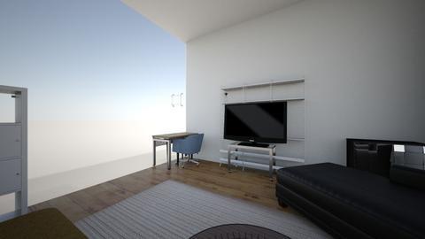 wohnzimmer Final - Living room  - by reglertyp