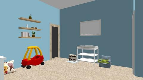 Nursery - Kids room  - by ndesouza