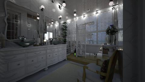 Sunday morning - Modern - Bathroom  - by Maria Helena_215
