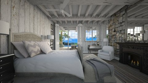 Island Bedroom - Bedroom  - by _Taz_