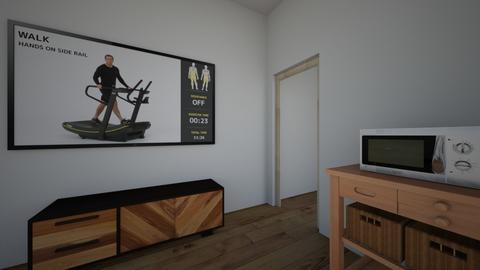 Casita huevitos - Modern - Bedroom  - by flocardoso