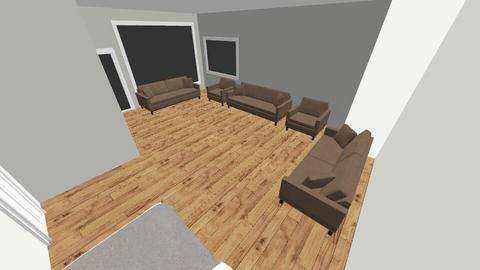 yasemin salon idea 1 - Living room  - by mbugra57