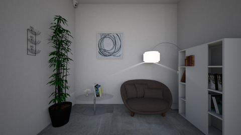 Living Room 1  - Modern - Living room  - by Breeadbear