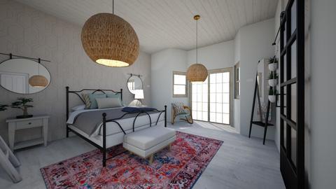 cumorah  - Bedroom  - by CKAP