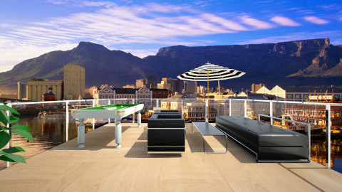 home balcony - Modern - Garden  - by Nhezi