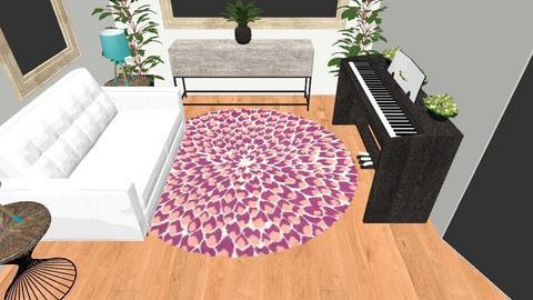 Janes Living Room 3 - Modern - Living room  - by janeweinfeld