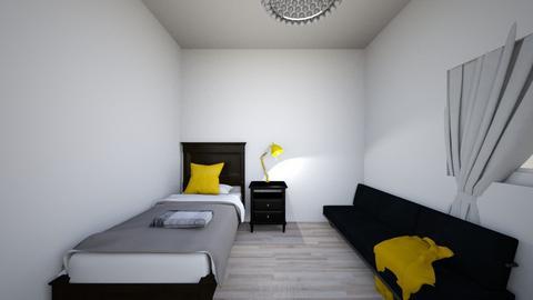 salon - Modern - Living room  - by Jessica trigo Gordillo