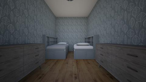 Nice family mansion - Rustic - Kids room  - by hielliepoop