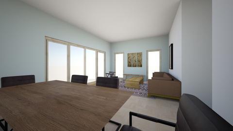 Full room 6 - Living room  - by gleidy
