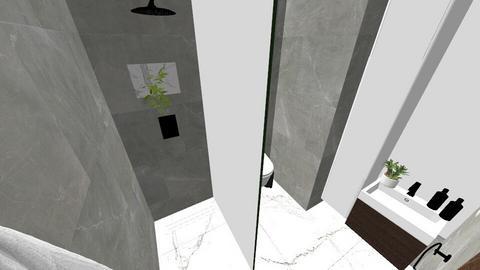 Bathroombedroom - Modern - Bathroom  - by petya_zafirova
