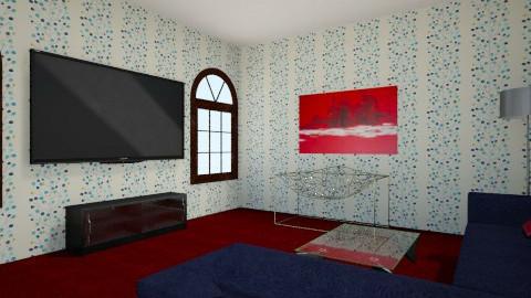 living room - Living room  - by Scarlett Evans