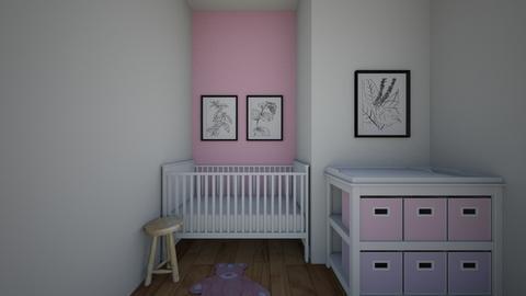 Babybedroom - Kids room  - by Roomstyler_bro