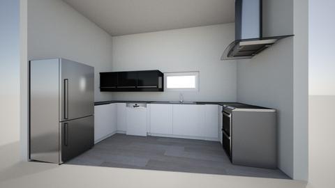 mik1 - Classic - Kitchen - by pesielte