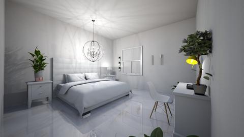 minimalist room - Minimal - by DazzlingGleam