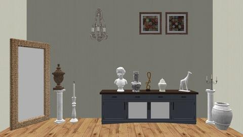 ghd4 - Classic - Living room  - by Ghada75575