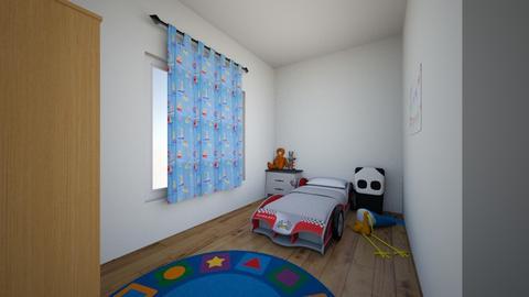 Little Boys room - Kids room - by 123456789hi