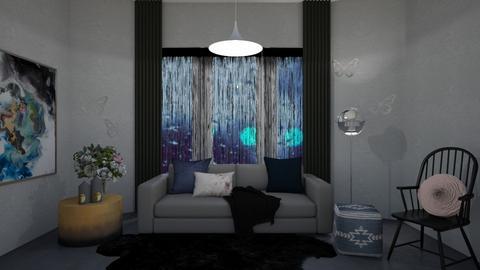 Rain - by JarvisLegg