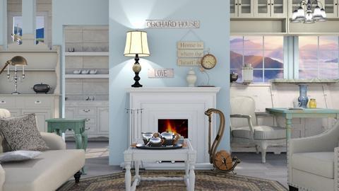 Grandma Is Home - Classic - Living room  - by Gurns