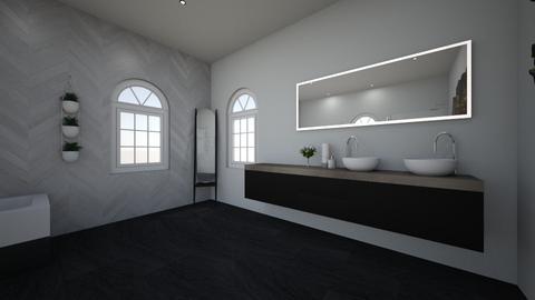DR Bathroom - Bathroom  - by llss05