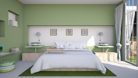Salvia - Bedroom  - by gaietta_aa