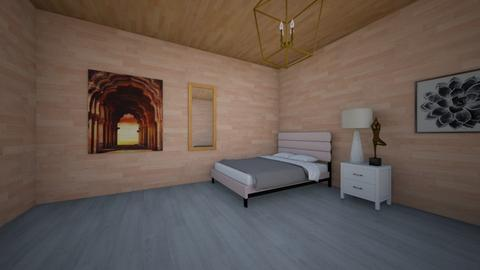 mi cuarto - Modern - Bedroom  - by isal