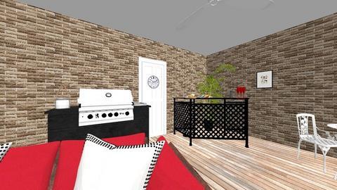 Outdoor Dining Room - Garden  - by KylaTH