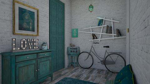 Hallway - by daydreamer84