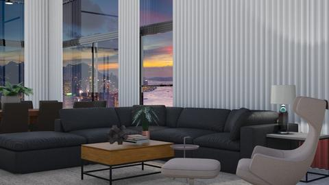 Links 2 - Living room - by aletamahi