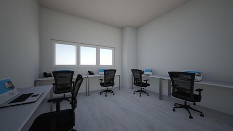 RESORTE - Office  - by meliedga