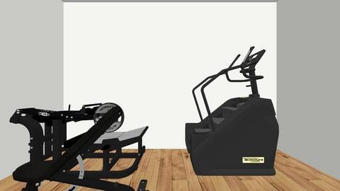 Gym - by angelosamson