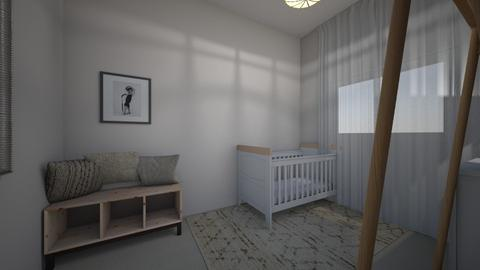 nursery - Kids room  - by kprusinski