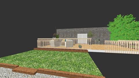summer deck - Garden  - by Martina0205