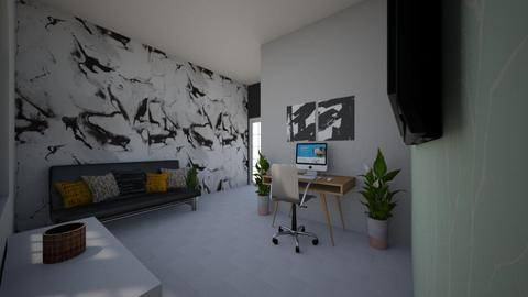 office space - Modern - Office  - by kristin_yassss