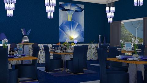 O Keeffe restaurant - by nat mi