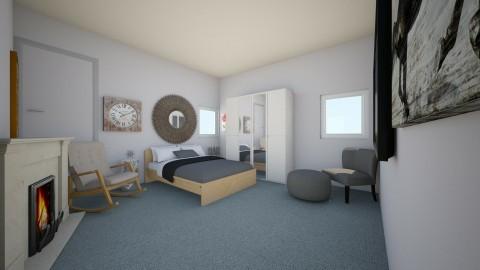 nada - Bedroom - by nada12