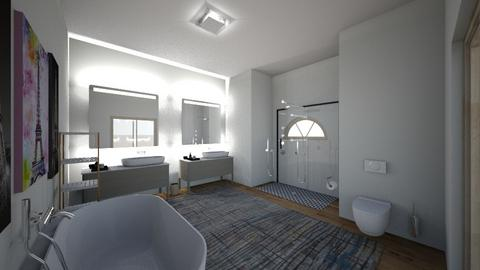 Bathroom - Classic - Bathroom - by danamresue