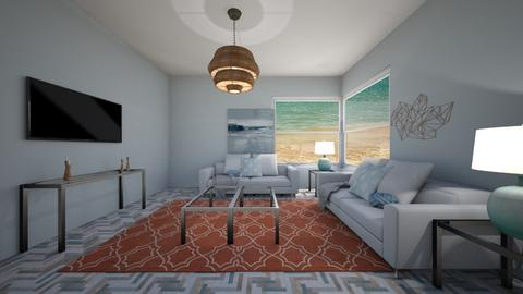 bjhvghjbvh - Eclectic - Living room - by yamz