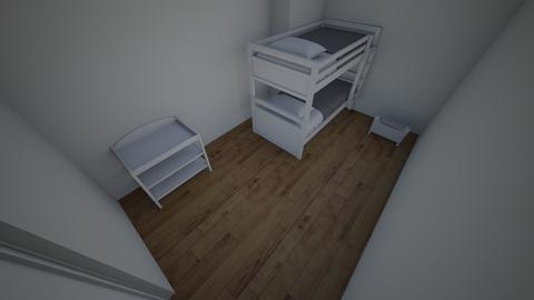 Kolyok - Kids room  - by halalur