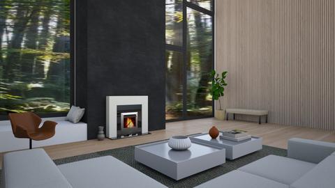 living - Living room  - by sandyelenadia