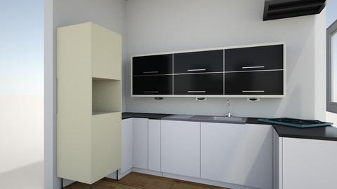 1 - Kitchen  - by hilayaacov