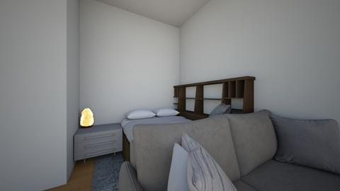 simple room for kids - Classic - Bedroom  - by sofie_hola06