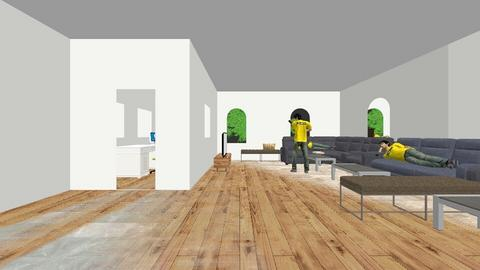 New Home Ban ClongYai - Minimal - by angeldust9177